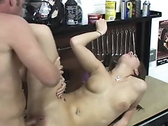 Loves Huge Cock in Mouth giving...