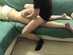Stepsis Massage ends in ASSJOB...