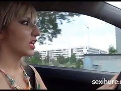 SEXIHURE-Blondine hat Sex...