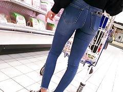 Voyeur covid 12 teens ass jeans