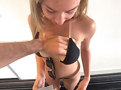 4k - Found a Fuck Doll on the...