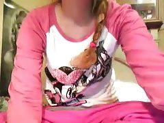 Missyglamorous dildo on webcam