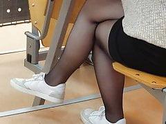 Sexy Turkish teen student...