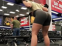 Hot Blonde With Hottest Ass Ever 8