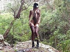 SecretCrush - Sexy Public Oiled...