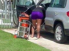 Big assed neighbor