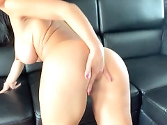 Oiled up JOI + cum countdown