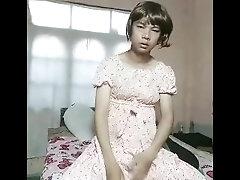 cross dress solo pink dress daralux
