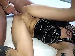 german slave girl must fuck a...