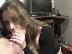 Cum Slut Jane Swallows 15 loads...