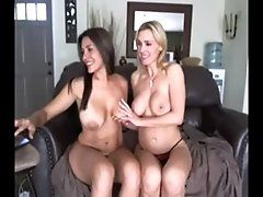 Big Boobed Lesbians get Freaky...