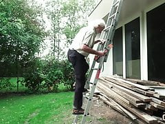 70 year old grandpa fucks 18...