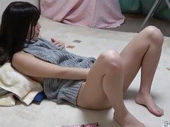 Sarina Kurokawa starts...