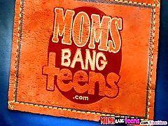 Moms Bang Teens - Fucking the...