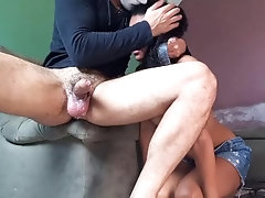 Submissive Stepdaughter in Deep...