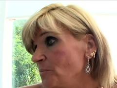 Older lesbian stepmother...
