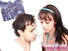 Paulina 18 gives an amazing...