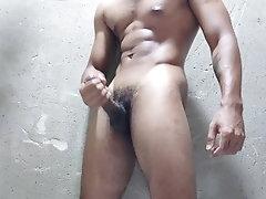 heterosexual masturbating and...