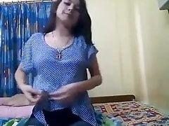 Alankrita Bora MMS 1st