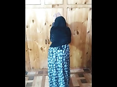 Hijab girl transformation...