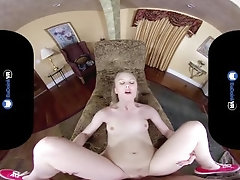 BaDoinkVR.com Blonde Teen Lily...