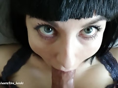Use her submissive mouth like a...