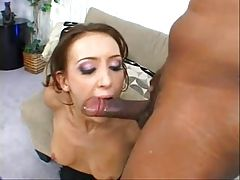 Tiffany Holiday Gets Banged By a...