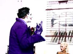 The Joker Porn Parody Group Sex...